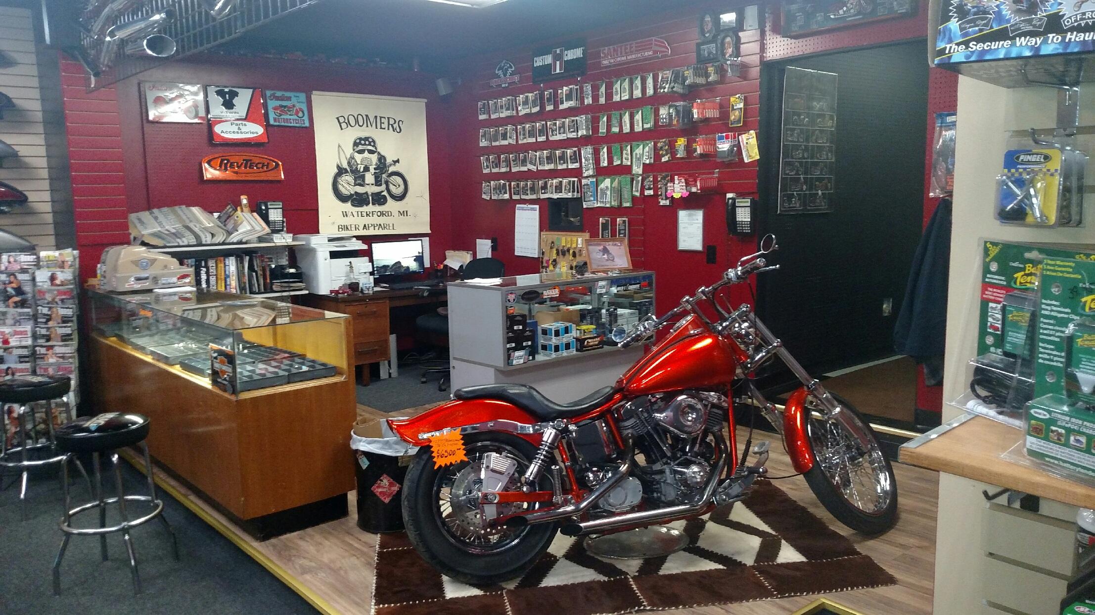 Boomers Bike Shop